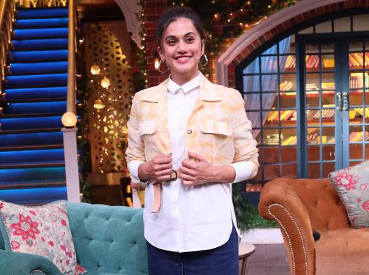 Taapsee Pannu: Slow and steady is my mantra