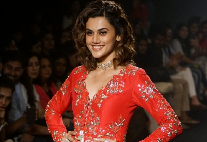 Taapsee happy to be 'most powerful woman of the year'
