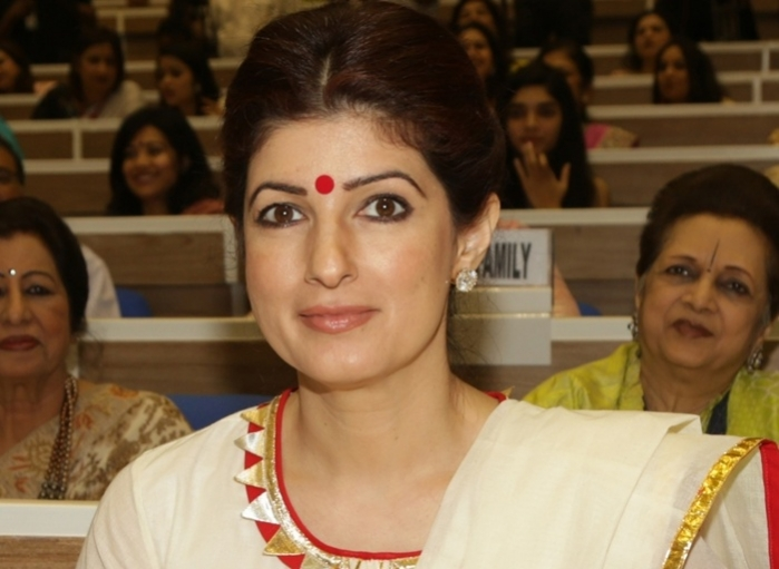 Colours are important element for homes, says Twinkle Khanna