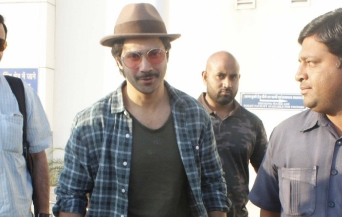Varun Dhawan fought stage fright