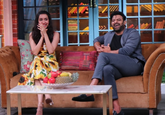 Here's what Prabhas does a day before his film releases