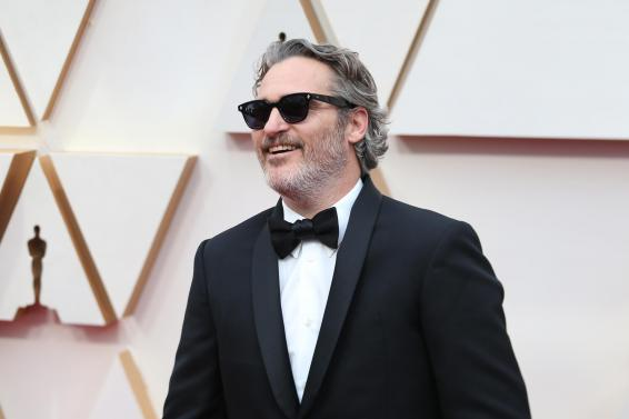 When Joaquin Phoenix threw up backstage before TV interview
