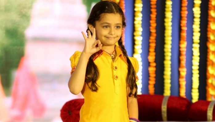 Kashvi to play young Mrinal in 'Prithvi Vallabh'