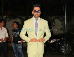Mumbai: Actor Ayushmann Khurrana at the screening of his upcoming film