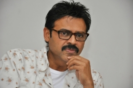 Excited to be sharing screen space with Pawan: Venkatesh