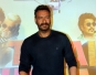 Actor Ajay Devgn at the trailer launch of upcoming film
