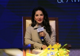 Sunny Leone launches her eco-friendly cosmo-tech line