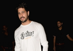 Thor is Sidharth Malhotra's favourite Avenger