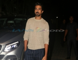 Mumbai: Actor Saqib Saleem at the screening of the upcoming film
