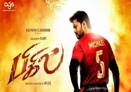 'Bigil' is Vijay's show all the way (Review; Rating: * * *)