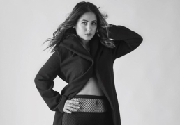 Hina Khan is in a distracting mood