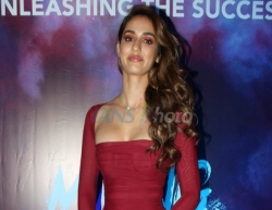 Mumbai: Actress Disha Patani at the film Malang success party at Juhu, in Mumbai on March 12, 2020. (Photo: IANS)