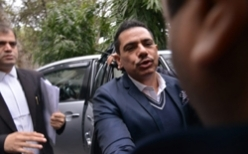 Robert Vadra's style quotient remains high at ED