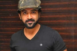 Arun Vijay thrilled about father's doctorate