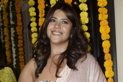 Having kids is life changing: Farah to new mom Ekta Kapoor
