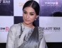 Actress Amrita Rao at a press conference to promote of their upcoming film