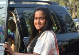 Arpita calls out troll for demeaning her son