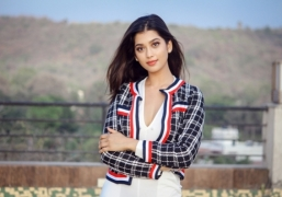 Digangana starts shooting for her first Tamil film