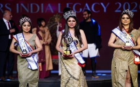 A beauty pageant spreads awareness about menstrual hygiene