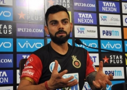 Kohli replaces Salman, tops Forbes list in India