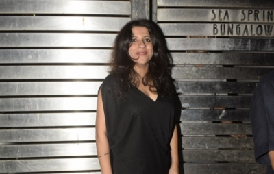 Would like to see change in showbiz fee structure: Filmmaker Zoya Akhtar (IANS Interview)