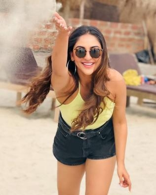 Krystle D'souza: If there is a future it will be green