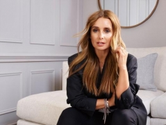 Louise Redknapp regrets not trying to save her marriage