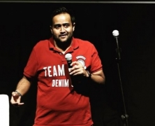 Miqdaad Dohadwala, on being a stand-up comedian in Dubai