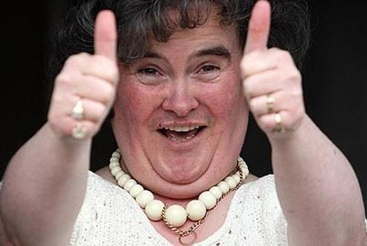 Susan Boyle planning Jazz album
