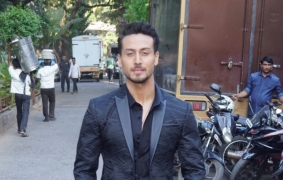 Tiger Shroff launches unique workout
