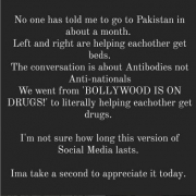 Vir Das on pandemic impact: Conversation is about antibodies and not anti-nationals