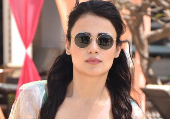 I don't compete with anyone: Radhika Madan