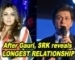 After wife Gauri, SRK reveals his LONGEST RELATIONSHIP