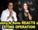 Sunny Leone & Sonu Sood REACTS on STING OPERATION