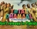 'Total Dhamaal' won't release in Pakistan